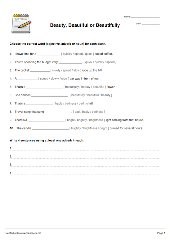 fill in the blank thesis statement worksheet